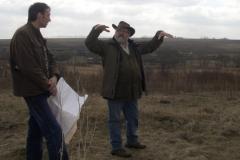 Sepp Holzer, practical workshop in Kuchugury 2011